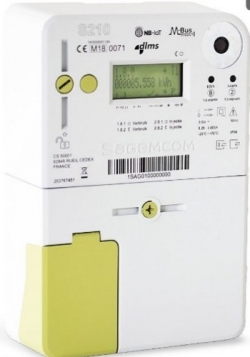 Digitale elektriciteitsmeter
