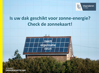 Cover Powerpoint Zonnekaart